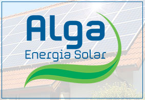 Website Alga Energia Solar